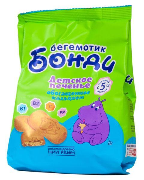 Bánh Ăn Dặm Hà Mã Bona - Nga