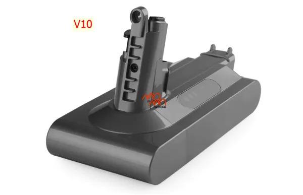 Thay pin máy hút bụi Dyson V10