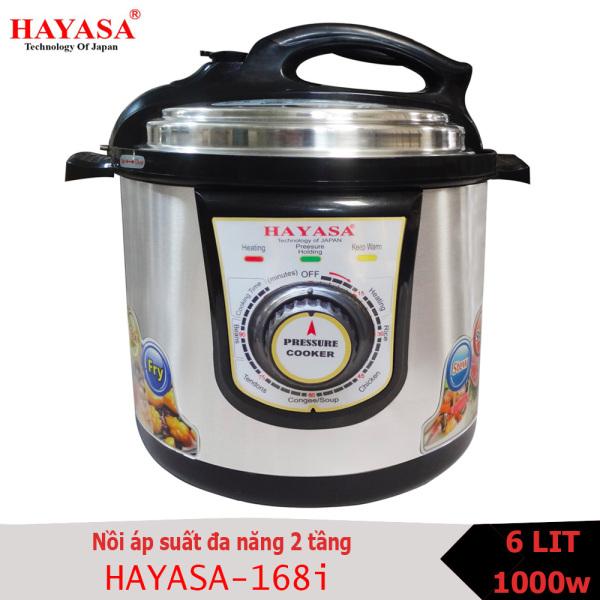 Bảng giá Nồi áp suất đa năng 2 tầng Hayasa Ha-168i dung tích 6 lít Điện máy Pico