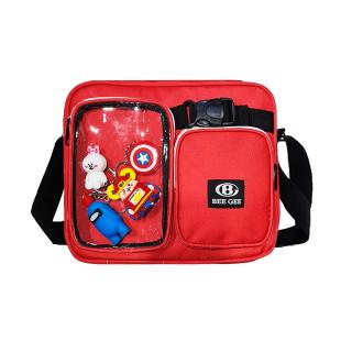 Túi đeo chéo nam nữ thời trang Hàn quốc K012 BEE GEE thumbnail