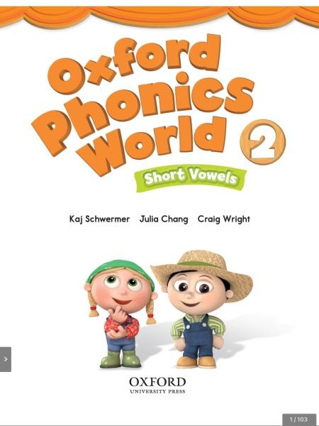 Bảng giá Sách tương tác phonics world 2 gồm classbook và workbook Phong Vũ