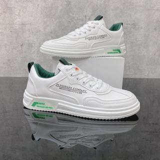Giày thể thao nam, giày da nam Trắng Company A689 thumbnail