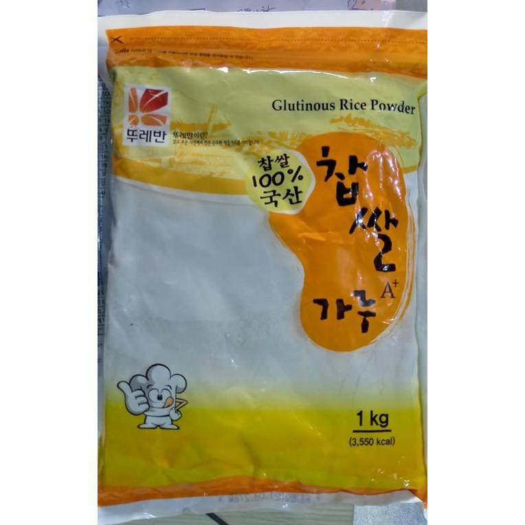 Bột Gạo Nếp Hàn Quốc Nhập Khẩu 1Kg