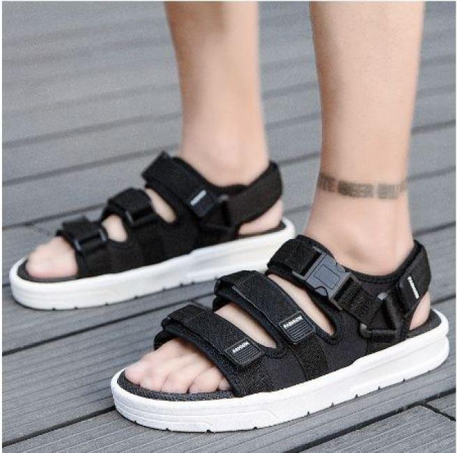 Dép Nam Sandal 3611 Đế Xốp Quai Dù Cực Bền Chắc Trắn | dép sandal nam, sandal quai ngang, dép xăng đan - TGG68 giá rẻ