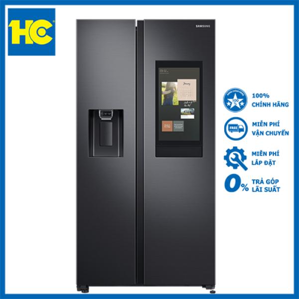 Tủ lạnh SBS Samsung Inverter 616 lít RS64T5F01B4/SV - Miễn phí vận chuyển & lắp đặt - Bảo hành chính hãng