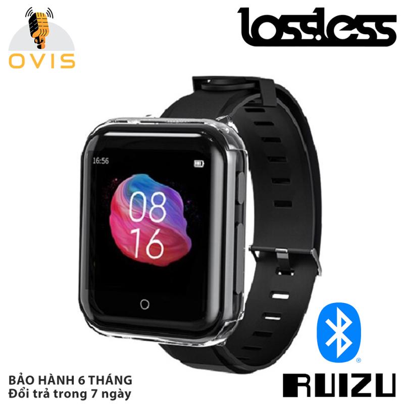 [BH 1 ĐỔI 1] Máy Nghe Nhạc Thể Thao Đeo Tay RUIZU M8 Có Bluetooth, Mp3 Watch (8Gb)