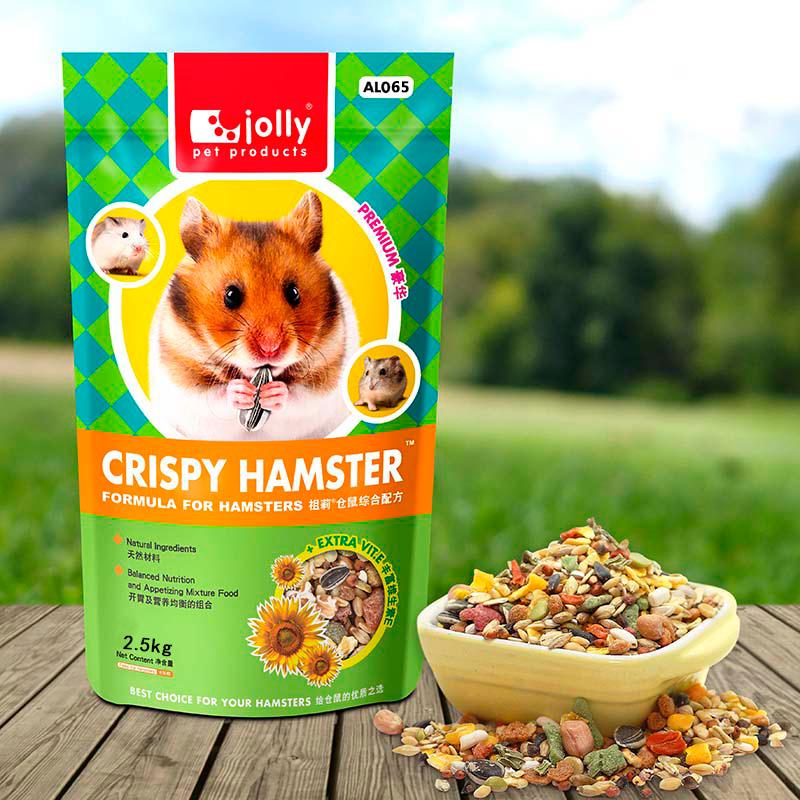 Thức Ăn Cao Cấp Cho Hamster 2,5kg