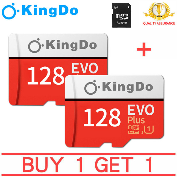 [MUA 1 TẶNG 1]Thẻ nhớ micro SD samsung Evo plus 128GB 64GB 32GB 95MB/s 4k video (new version)