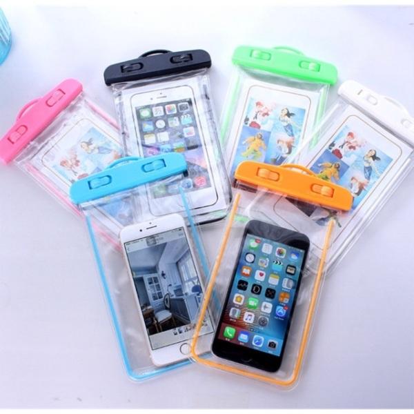 Túi đựng điện thoại chống nước, đi bơi ,đi mưa , đi biển hình thú mẫu mới phù hợp với tất cả loại điện thoại, cảm ứng dễ dàng