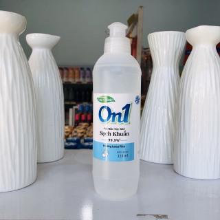 Gel rửa tay khô diệt khuẩn On1 220ml thumbnail