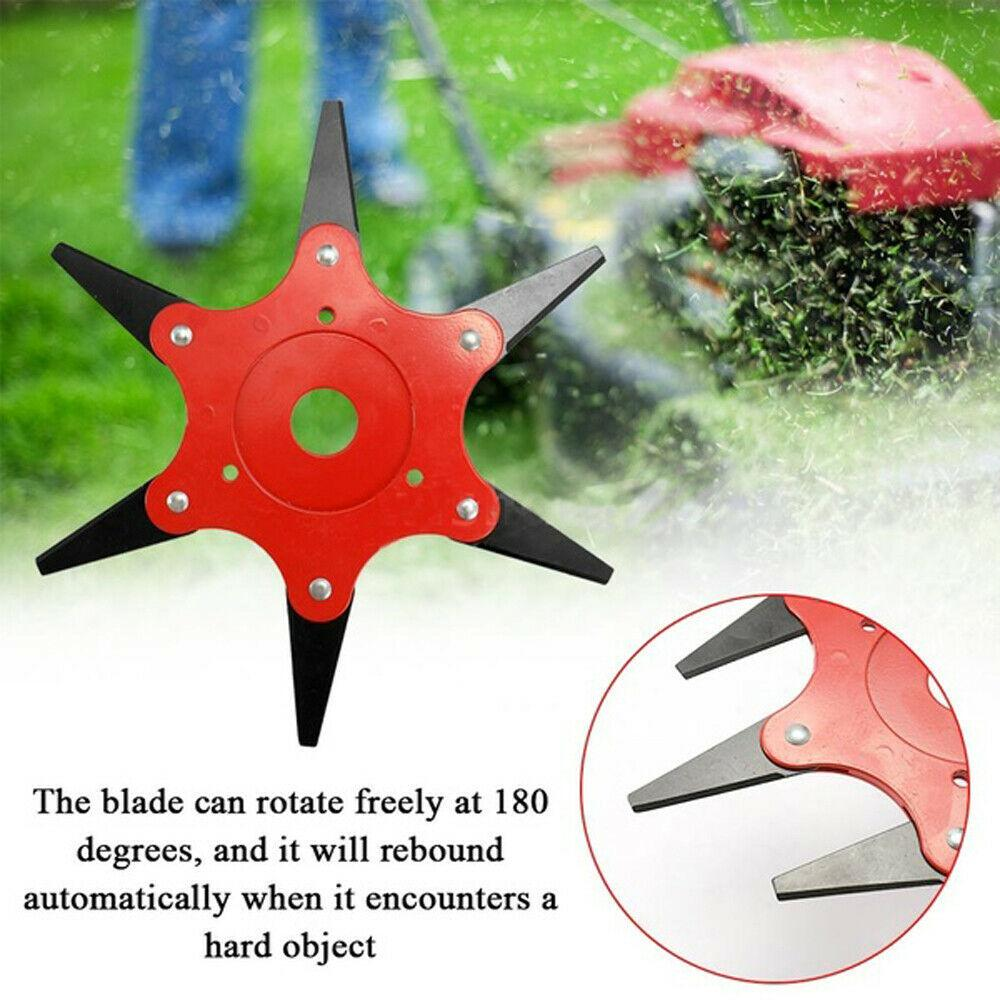 Lưỡi máy cắt cỏ, lưỡi cắt cây thân to, chức năng cắt cỏ và phát quang bụi rậm, chống hỏng máy cắt cỏ khi gặp vật cứng
