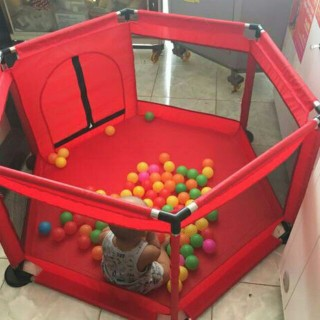 Quây bóng cho bé,(GIỐNG ẢNH 100%),(HÀNG CHÍNH HÃNG_CAO CẤP. Nhà bóng cho bé, Lều chơi bóng khung inox, KHUNG CHO BÉ GIẢI TRÍ-(BẢO HÀNH 12 THÁNG) thumbnail