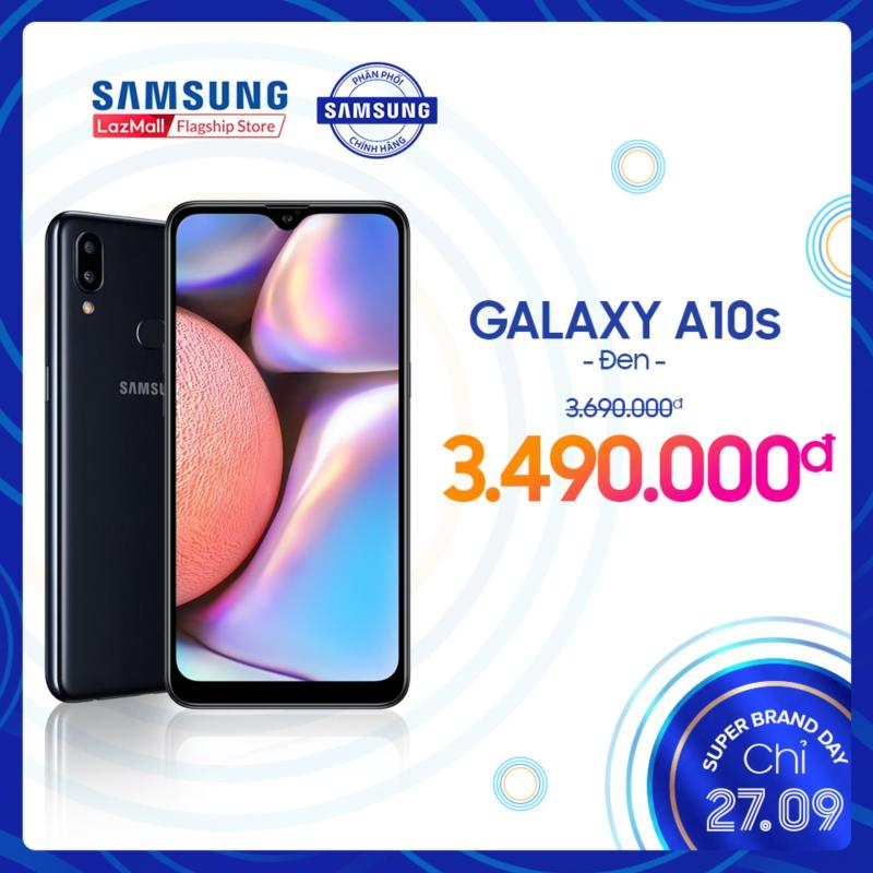 Samsung Galaxy A10s - Điện Thoại Chính Hãng