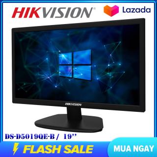 (Bảo hành 24 tháng)Màn hình hikvision Full HD 19 và 22 ,màn hình máy tính, màn hình pc siêu nét, độ sáng cao, tiết kiệm điện năng, viền mỏng DS-D5019QE ,DS-D5022QE-B thumbnail