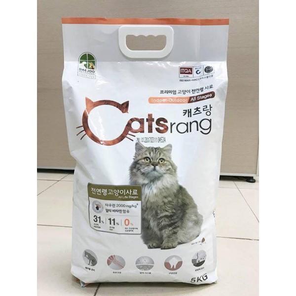 Thức Ăn Cho Mèo Catsrang - 5Kg