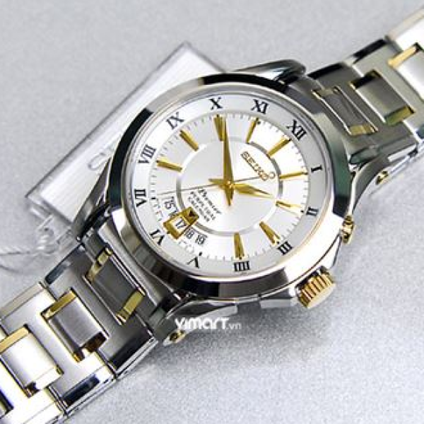 Đồng hồ Premier Perpetual Calendar Vàng Trắng Nam Tính Thể Thao bán chạy