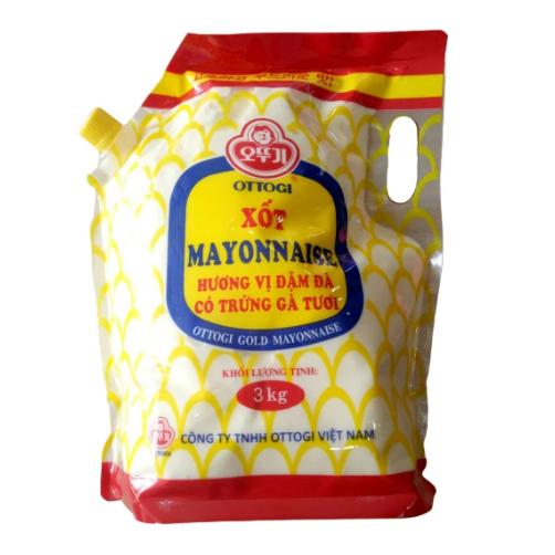 Xốt mayonnaise Ottogi 3KG