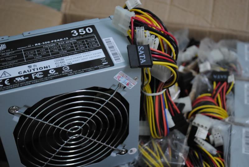Giá Nguồn máy tính coler master 350w - nguồn coler 350w