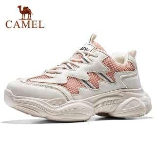 Giày Nữ CAMEL Giày Thể Thao Thời Trang Giản Dị Giày Chạy Nhẹ Thoáng Khí