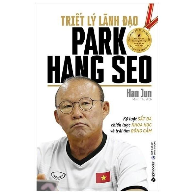 Sách - Triết lý lãnh đạo Park Hang Seo