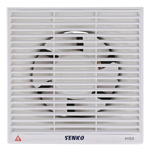 Quạt hút âm tường 20x20 Senko H150 - Hàng Việt Nam chất lượng cao, BH 24 tháng