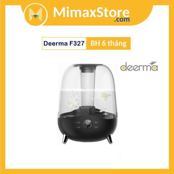 Máy Tạo Độ Ẩm Deerma Humidifier F327 (Black) - DEM-F327 - Hàng Chính Hãng