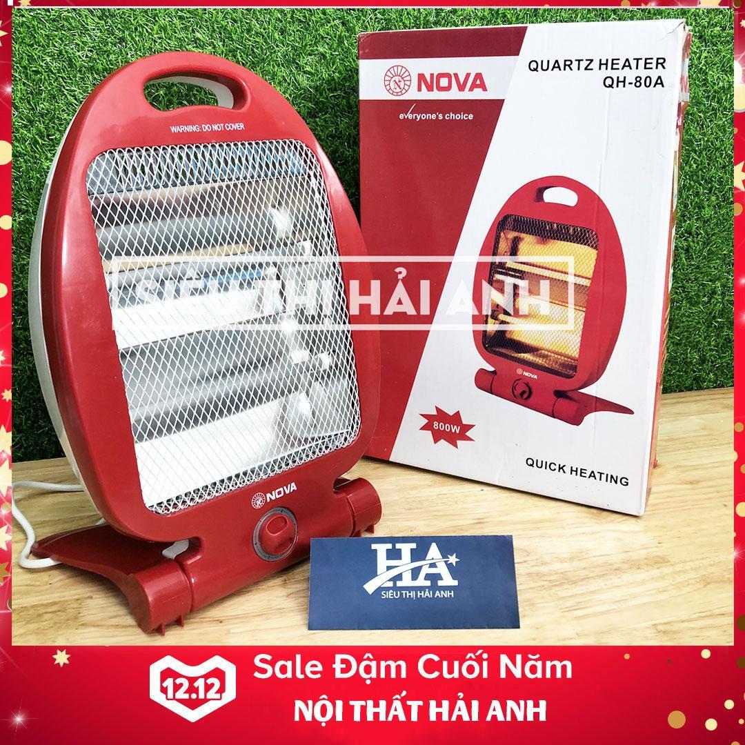 [SIÊU HOT] MÁY SƯỞI ẤM HÌNH CÁ Nova Quaztz Heater QH- 80A, Tiện lợi ấm hơn cả đèn sưởi ấm nhà tắm, tiện dụng hơn quạt sưởi thông thường - GDLIEN511