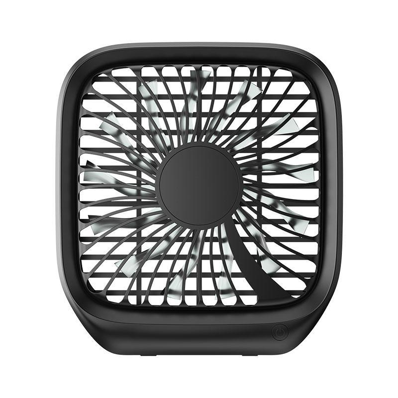 Quạt hộp vuông để ghế sau ô tô Foldable Vehicle Mounted Backseat Fan (CXZD-01)