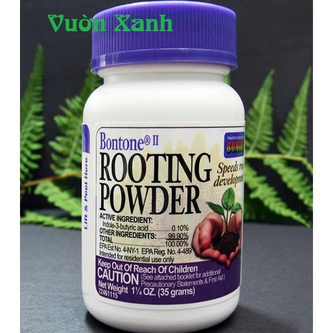 Rooting-powder dạng bột siêu kích rể từ Mỹ (giâm cành, triết cành, chống khuẩn)