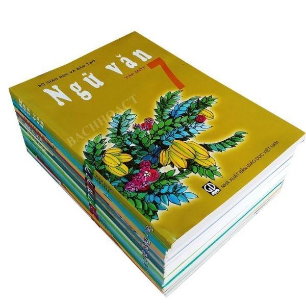 Mua Bộ sách giáo khoa lớp 7 - Bộ 12 cuốn