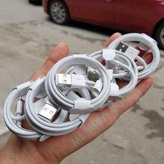 [SỈ SLL] Cáp Iphone, Cable Foxconn giá rẻ, Cáp Lightning COMBO 10 CHIẾC - BH 6 Tháng - Mi Miền Bắc thumbnail