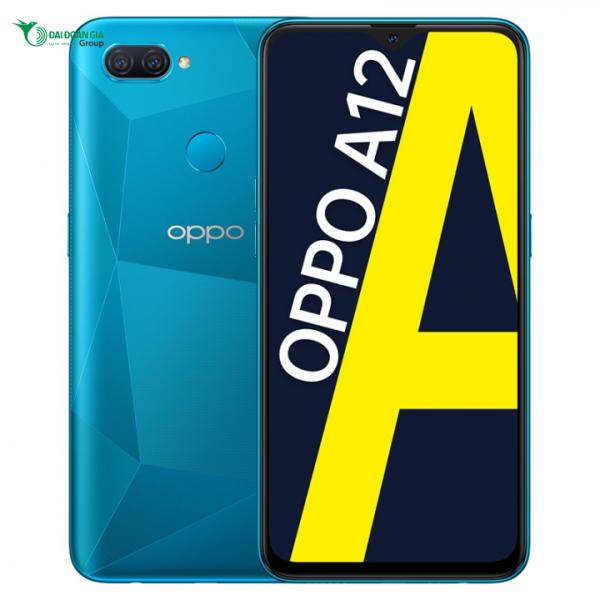 Điện thoại Oppo A12 4GB-64GB / Hàng chính hãng Bảo hành 12 tháng