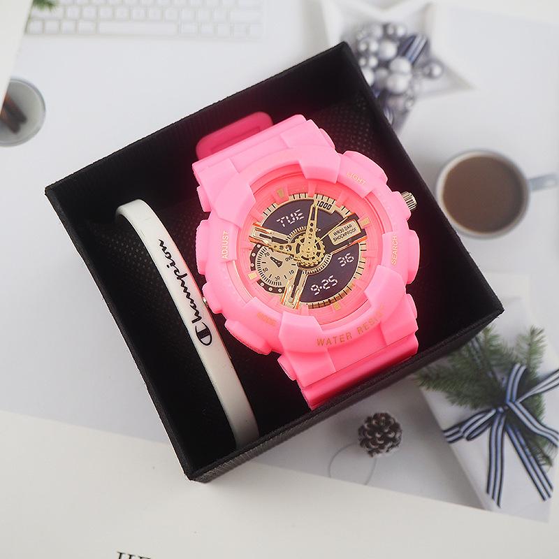 Nơi bán Đồng hồ Đồng hồ nữ thời trang Hàn quốc, đồng hồ đeo tay Đồng hồ nữ, thời trang, kiểu dáng đơn giản, chống nước, nhiều màu lựa chọn