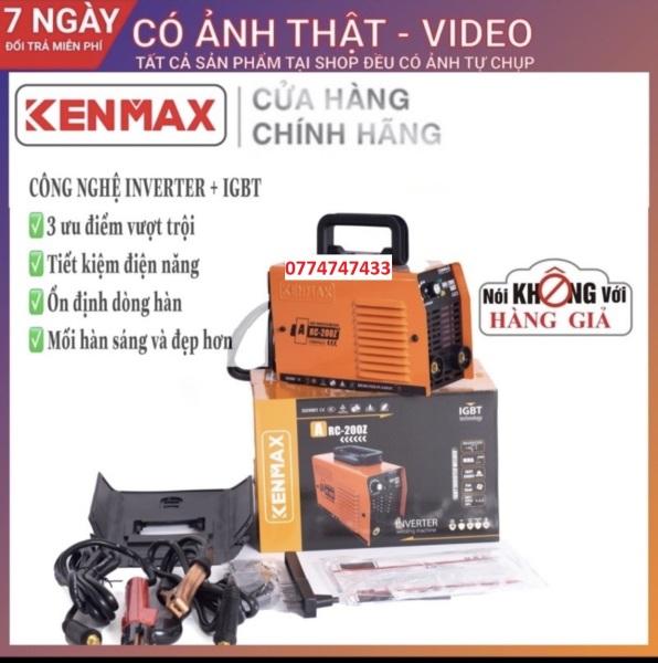 Máy hàn | Kenmax ARC 200Z | Tặng full bộ phụ kiện + thương hiệu Nhật Bản | máy hàn mini | máy hàn điện tử | máy hàn giá rẻ | máy hàn chính hãng