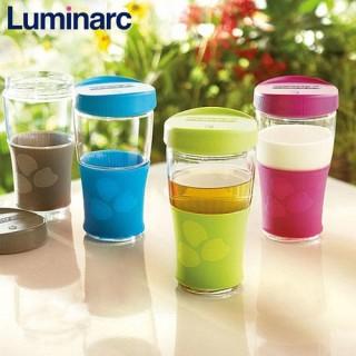 Ly cách nhiệt thủy tinh Luminarc 500ml chống nóng L5450 thumbnail