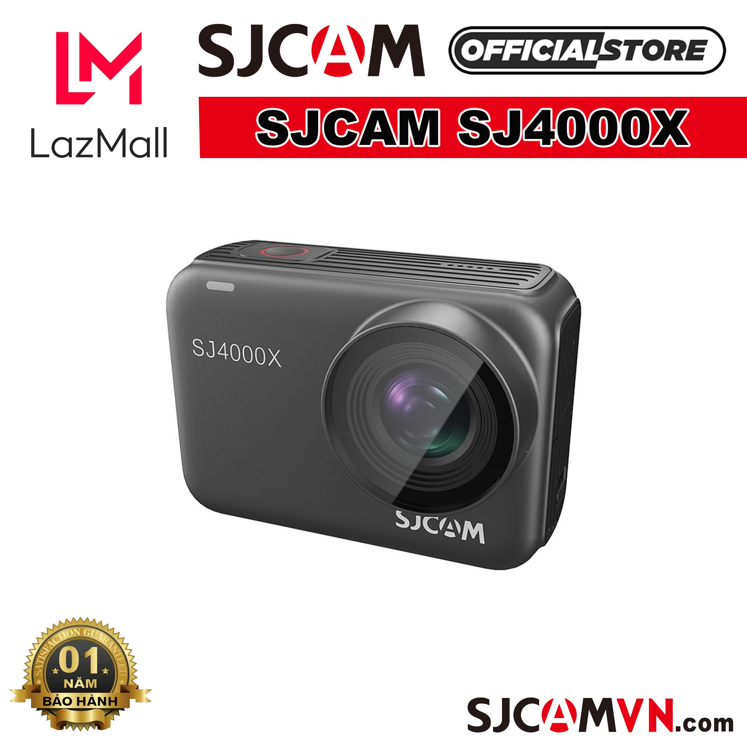 Camera Hành Trình SJCAM SJ4000X 4K WiFi- Hãng Phân Phối Chính Thức Duy Nhất Khuyến Mại Hôm Nay
