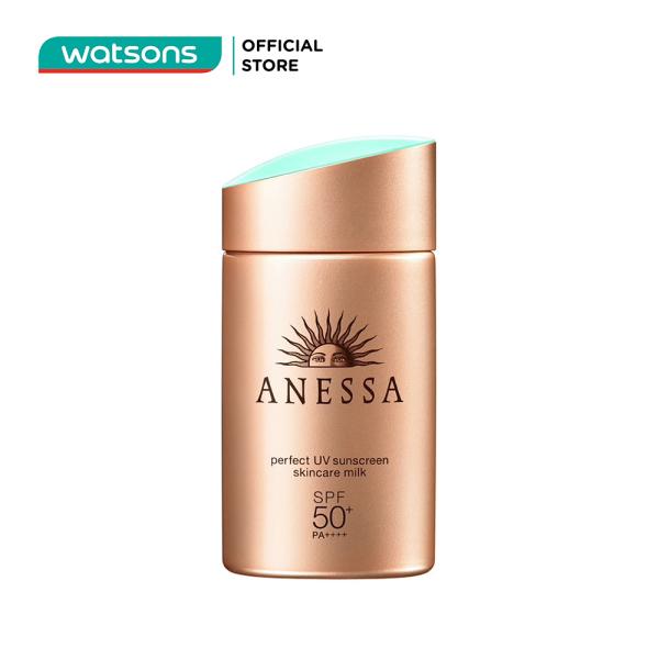 Sữa Chống Nắng Dưỡng Da Anessa Perfect UV SPF50+/PA++++ 60ml