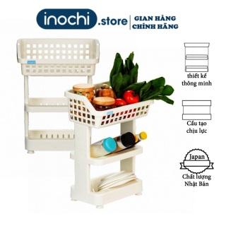 Kệ nhà bếp -Nachi INOCHI PLUS Thông Minh Dùng Đựng Gia Vị Nhà Bếp Giá Để Đồ Nhà Tắm Chắc Chắn Tiện lợi KE004 thumbnail