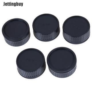 Jettingbuy 5 Cái Nắp Ống Kính Phía Sau Cho Ống Kính Máy Ảnh Leica M LM M6 M7 M8 thumbnail