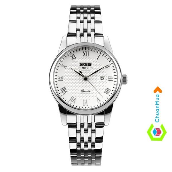 Đồng hồ Nữ SKMEI 9058 DHA020, chất lượng đảm bảo an toàn đến sức khỏe người sử dụng, cam kết hàng đúng mô tả