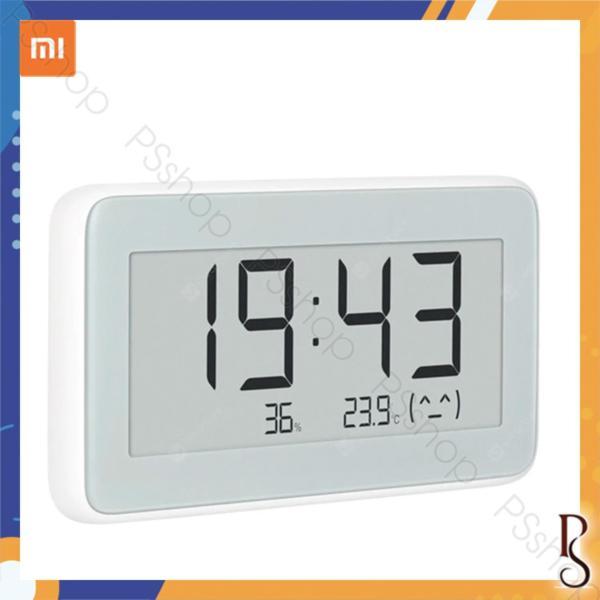 Đồng hồ, nhiệt kế, ẩm kế Xiaomi Mijia, kết nối điện thoại qua bluetooth, theo dõi lịch sử nhiệt độ độ ẩm
