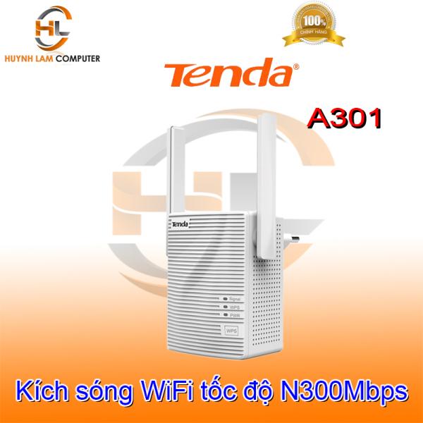 Bảng giá Bộ kích sóng WiFi Tenda A301 2 angten tốc độ N 300Mbps - Microsun phân phối Phong Vũ