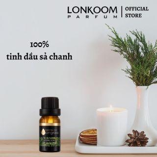 LONKOOM PARFUM Tinh dầu thiên nhiên 10ml Ngủ Hoa oải hương cây bạc hà cây chè cây bạc hà Quả cam ngọt cộng sả Chất khử mùi thumbnail