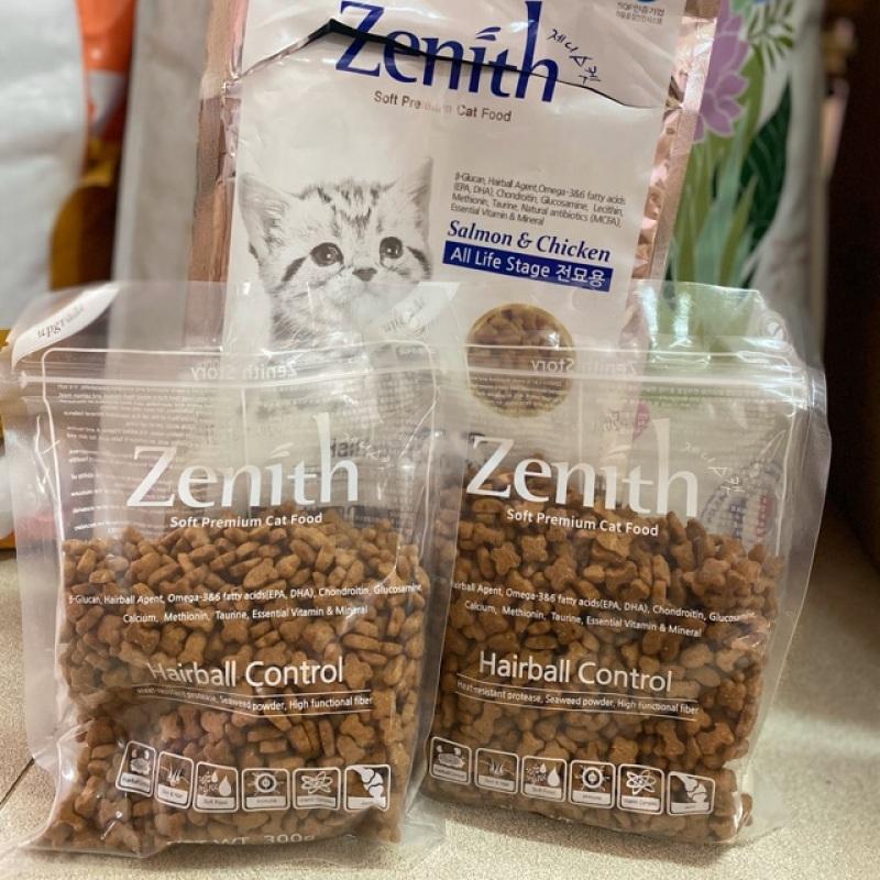 300gr Thức ăn hạt mềm cho mèo Zenith, chất lượng đảm bảo an toàn đến sức khỏe người sử dụng, cam kết hàng đúng mô tả