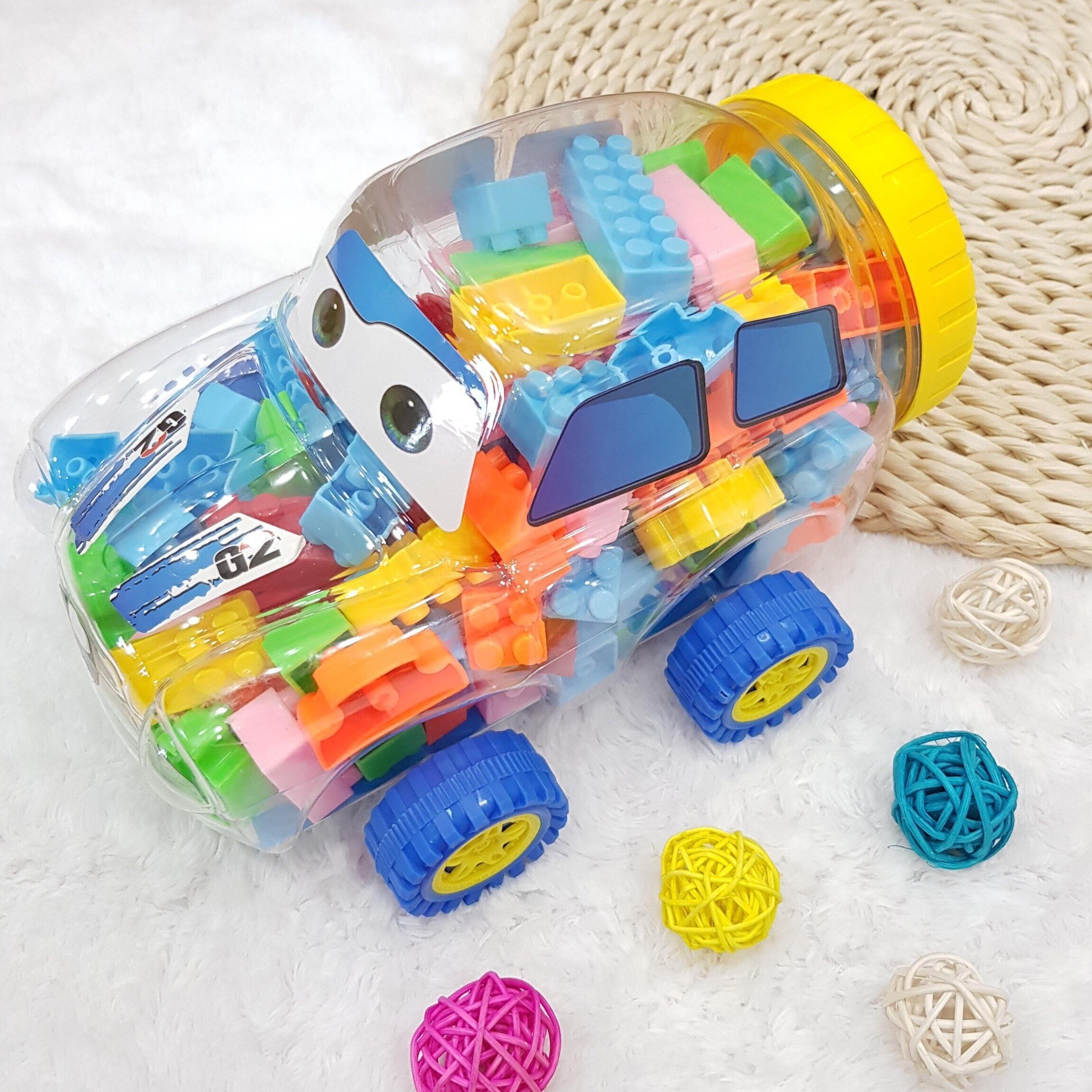 Offer Khuyến Mãi Đồ Chơi LEGO Xếp Hình Hộp Siêu Xe 120 Chi Tiết