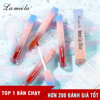 TAKOYA - Son Lameila Velvet Lip Glaze nội địa Trung son lâu trôi son có dưỡng son môi đẹp son môi học sinh TK-SM13 thumbnail