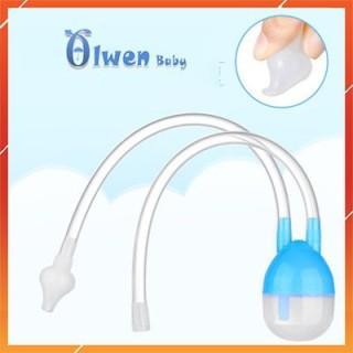 Dụng Cụ Hút Mũi Cho Bé (Ống Hút Mũi Dây 2 đầu) vệ sinh mũi, rửa mũi, an toàn cho bé Hutmui01 thumbnail