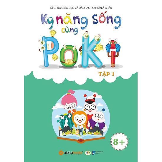 Mua Kỹ năng sống cùng Poki (8+)- Tập 1