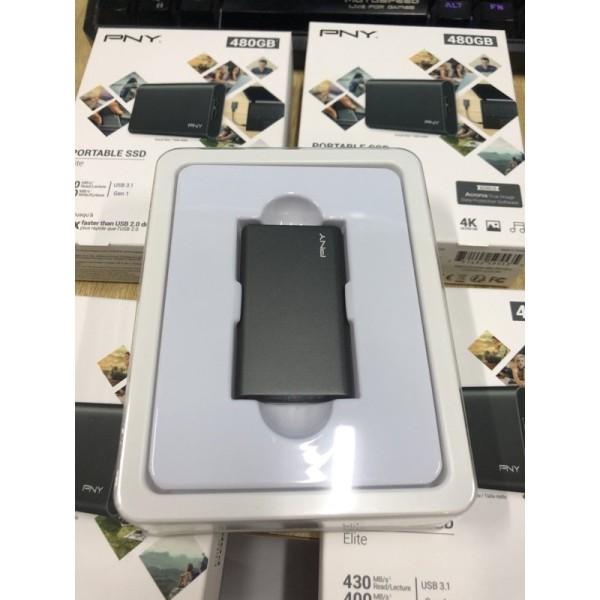 Bảng giá Ổ cứng găn ngoài SSD 480GB PNY Phong Vũ