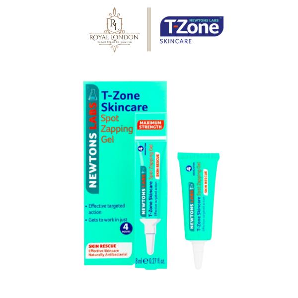 Gel Ngăn Ngừa Mụn Cấp Tốc Tinh Chất Tràm Trà T-Zone Spot Zapping Gel 8ml